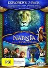 Chronicles Of Narnia - The Voyage Of The Dawn Treader (DVD, 2011, 2-Disc Set)