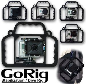 GoPro-Hero-Hero-2-3-amp-4-GoRig-Stabilization-Dive-Rig-for-all-GoPro-Cameras