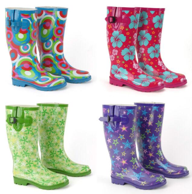 Osprey Ladies Festival Camping Wellies Rain Snow  Womens Wellingtons Boots