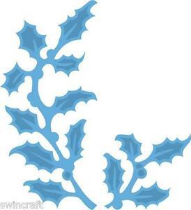 Marianne-CREATABLES-Die-Cutting-amp-Embossing-Stencil-HOLLY-BRANCH-LR0244