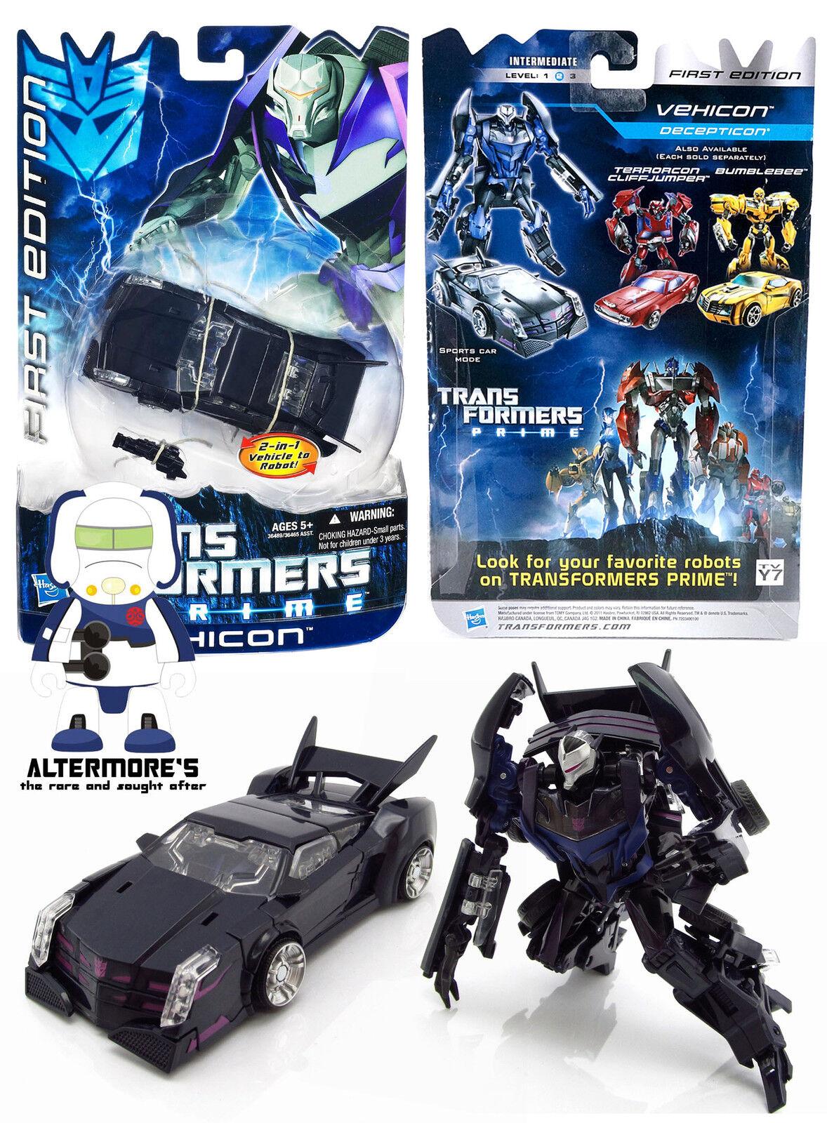Transformers Prime Hasbro première édition Vehicon MOSC