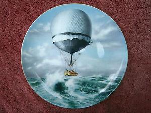 COALPORT THE WORLD OF BALLOONING FLIGHT OVER THE ATLANTIC