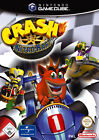 Crash: Nitro Kart (Nintendo GameCube, 2003, DVD-Box)