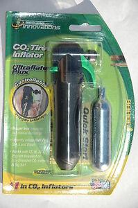 Genuine-Innovations-Ultraflate-Plus-Bike-CO2-Tire-Inflator-Air-Pump-Carry-Small