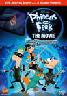 Phineas and Ferb: The Movie - Across the 2nd Dimension (DVD, 2011, 2-Disc Set, Includes Digital Copy)