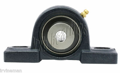 "5/8"" UCP202-10 Pillow Block Mounted Bearings 0.625""inch with Cast Iron Housing"
