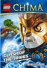LEGO Legends of Chima: Clash of the Tribes Story Activity Book by Penguin Books Ltd (Paperback, 2013)