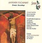 Antonin Tucapsky - Antonín Tucapský: Stabat Mater; Mary Magdalene (2006)