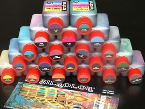 SILKOLOR-Seidenmalfarbe-dampffixierbar-75ml-20-verschiedene-Farben