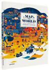 A Map of the World: The World According to Illustrators and Storytellers by Antonis Antoniou (Hardback, 2013)