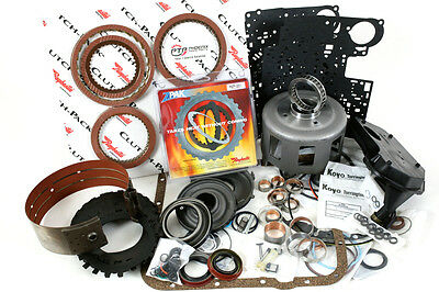 4L60E TRANSMISSION ULTIMATE KOLENE MASTER REBUILD KIT 1997-2003 GM 4L60