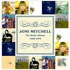 The Studio Albums 1968-1979 [Box] [Limited] by Joni Mitchell (CD, Oct-2012, 10 Discs, Warner Bros.)