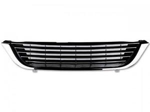 FK-Sport-Front-Grill-black-chrome-Opel-Vectra-B-95-99