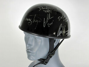 Sons-of-Anarchy-autographed-Helmet-Katey-Sagal-Ron-Perlman-Danny-Trejo