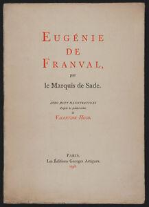 Eugenie franval resume