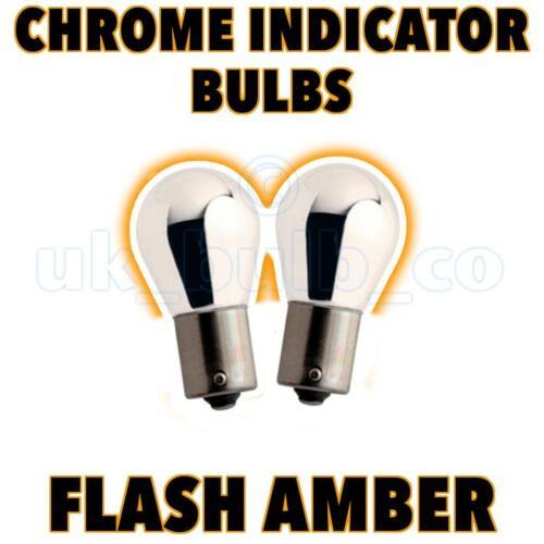 Chrome Front Indicator Bulbs Ford Explorer Fiesta 02 o