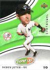 2004 Upper Deck Derek Jeter #58 Baseball Card