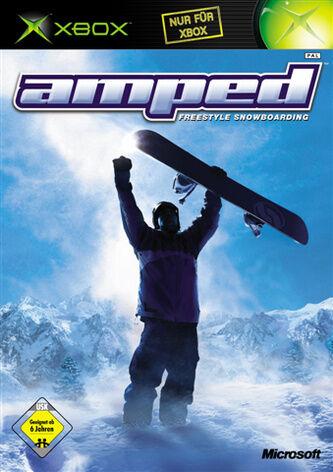 Amped - Freestyle Snowboarding (Microsoft Xbox, 2002, OVP, DVD-Box)