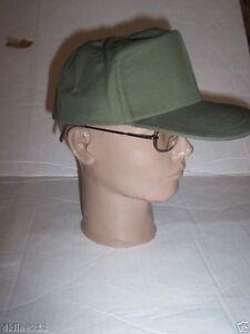 USGI-MILITARY-SURPLUS-OD-GREEN-HOT-WEATHER-FISHING-BASEBALL-CAP-HAT-6-3-4-NEW