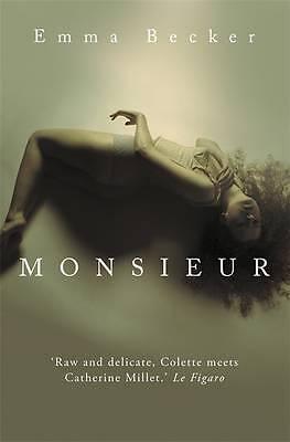 Monsieur,VERYGOOD Book