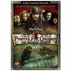Pirates of the Caribbean: At Worlds End (DVD, 2007, 2-Disc Set, LIMITED EDITION)