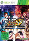 Super Street Fighter IV -- Arcade Edition (Microsoft Xbox 360, 2011, DVD-Box)