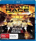 Death Race / Death Race 2 (Blu-ray, 2010, 2-Disc Set)