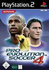 Pro Evolution Soccer 4 (Sony PlayStation 2, 2004, DVD-Box)