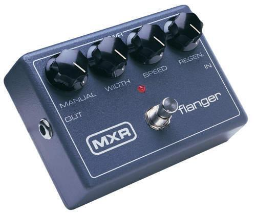 dunlop mxr flanger guitar effect pedal for sale online ebay. Black Bedroom Furniture Sets. Home Design Ideas