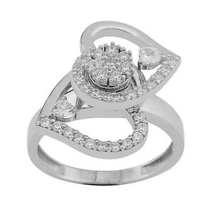 new 925 silver motion spinning ring