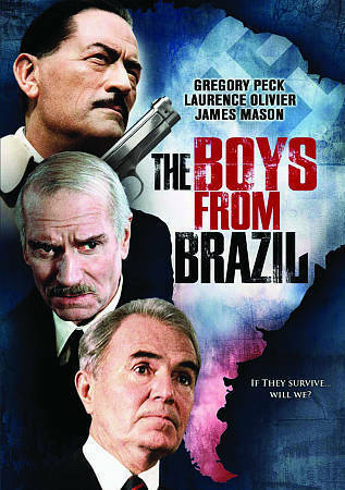 The Boys From Brazil (DVD, 2002)