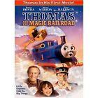 Thomas and the Magic Railroad (DVD, 2000)