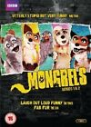 Mongrels - Series 1 And 2 - Complete (DVD, 2012, 4-Disc Set, Box Set)