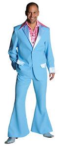 70's Deluxe LIGHT BLUE Pimp / Disco / PROM Suit , sizes 38
