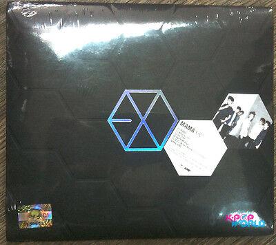 EXO-M MAMA 1st Mini Album CD  / NEW / SEALED