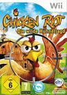 Chicken Riot - Die wilde Hühnerjagd (Nintendo Wii, 2010, DVD-Box)