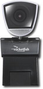 Rocketfish-HD-WebCam-720p-USB-Photo-8MP-RF-HDWEB-for-PC-and-Mac