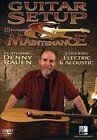 Guitar Shop - Setup and Maintenance (DVD, 2009)