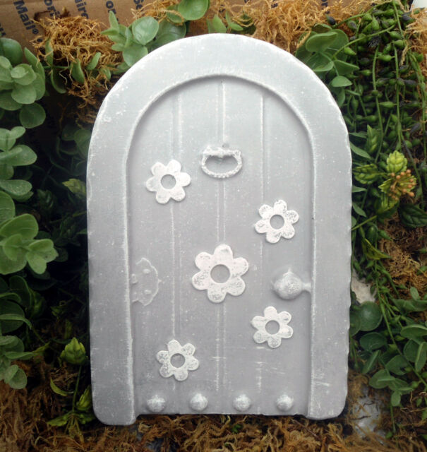 Plaster concrete fairy door abs plastic mold L@@K 5000 molds in my EBAY store
