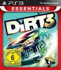 DiRT 3 (Sony PlayStation 3, 2012)