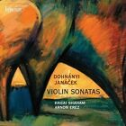 Dohnányi, Janácek: Violin Sonatas (2010)