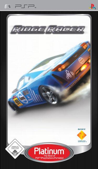 Ridge Racer (Sony PSP, 2006)