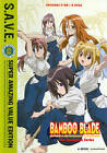 Bamboo Blade: The Complete Series (DVD, 2011, 4-Disc Set, S.A.V.E.)
