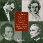 Franz Liszt - Liszt: Paganini Studies; Schubert March Transcriptions (2002)