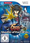YU-Gi-Oh 5D's Master Of The Cards (Nintendo Wii, 2010, DVD-Box)