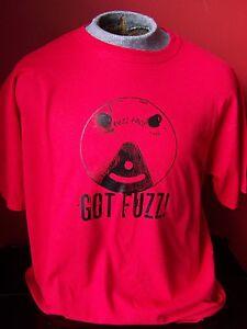 GOT FUZZ GUITAR T-SHIRT S - XL