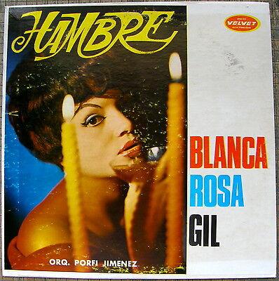 Blanca Rosa Gil Hambre Boleros VELVET MINT