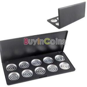 SA-Salon-Party-10-PCS-36mm-Empty-Eyeshadow-Aluminum-Pans-with-Palette
