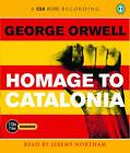 Homage to Catalonia by George Orwell (CD-Audio, 2011)