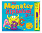 The Monster Alphabet Book by Little Tiger Press Group (Novelty book, 2012)
